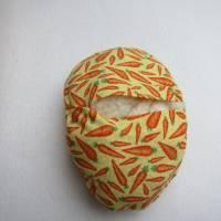 Ein Ei mit Überraschung mal was anders Stoffhäschen Hase in ein Ei  Ostern, Frühling, Puschel Bild 8