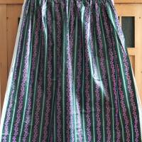 Vintage Vorhang beschichteter Stoff Girlande von Tea Ernst Bild 2