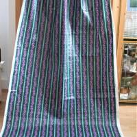 Vintage Vorhang beschichteter Stoff Girlande von Tea Ernst Bild 3