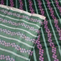 Vintage Vorhang beschichteter Stoff Girlande von Tea Ernst Bild 5