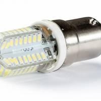 Ersatzlampe für Nähmaschine Bajonettgewinde LED Prym Bild 1