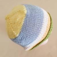 Babygarnitur Größe 52/56 aus Baumwolle Bild 2