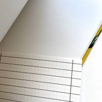 "Notizbuch Tagebuch A5 Hardcover stoffbezogen ""Toucan"" Geschenk Geschenkidee Geschenkartikel Tukan Natur F Bild 4"