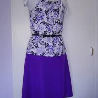 Damenrock lila Größe 40 Bild 3