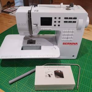Nähmaschine Bernina 335 (Aussteller mit Sonderzubehör) Bild 1
