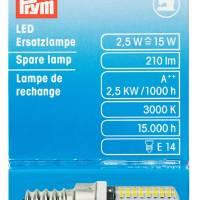 Ersatzlampe für Nähmaschine Schraubgewinde LED Prym Bild 2