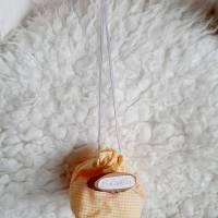 Geschenkset zur Geburt- Baby Sneaker und Schnuller Beutel Bild 6