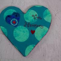Valentinstag Freebie Herz Untersetzer Stickdatei ITH-Stickdatei ab 160 x 260 und 165 x 260 cm er Rahmen Bild 3