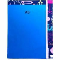 """Notizbuch Tagebuch Projektbuch Kladde """"Let´s sew!"""" Hardcover 17,5 x 23 cm stoffbezogen Stoff Nähen Hobby DIY Bild 5"""