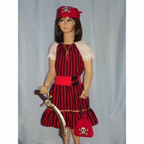 Piratenmädchen