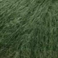 50g Lang Yarns Malou light, Baby Alpaca, Fb. 98/P2, dunkelgrün Bild 4