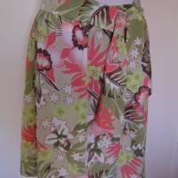 Damenrock mit Schärpe Bild 1