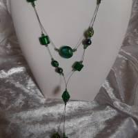 Ypsylonkette,Kette Halskette, Bild 1