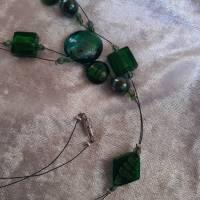 Ypsylonkette,Kette Halskette, Bild 5