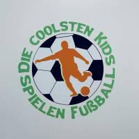 """Plotterdatei """"Die coolsten Kids spielen Fußball"""" Bild 5"""
