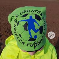 """Plotterdatei """"Die coolsten Kids spielen Fußball"""" Bild 6"""