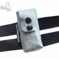 Täschchen für GPS-Tracker, Tracker-Tasche, Tracker-Täschchen für Hunde - Die 'BringMe-Bag' Bild 4