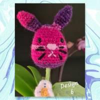"""Funny Bunny / lustige Häschen / Dekoration zu Ostern """"am Spieß"""", verschiedene Designs Bild 7"""