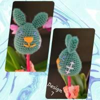 """Funny Bunny / lustige Häschen / Dekoration zu Ostern """"am Spieß"""", verschiedene Designs Bild 8"""
