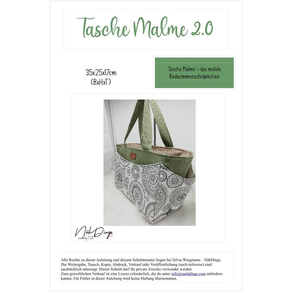 Ebook-  Malme 2.0 Kombipaket  Bild 1