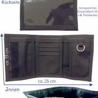 MissRompy | Reh (845) Geldbeutel mit Name Geldbörse Kindergeldbeutel Kindergeldbörse Wunschname Klarsichtfach Bild 2