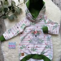 Gr. 86 Hoodie / Pullover / Shirt / Tunika Koala – Mädchen (&Jungs) Zwillinge? Bild 1