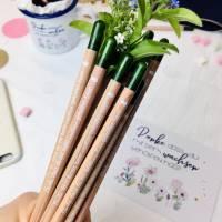 Bleistift zum Einpflanzen, Geschenk für Erzieherin oder Tagesmutter  Bild 3