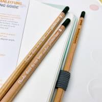 Bleistift zum Einpflanzen, Geschenk für Erzieherin oder Tagesmutter  Bild 4