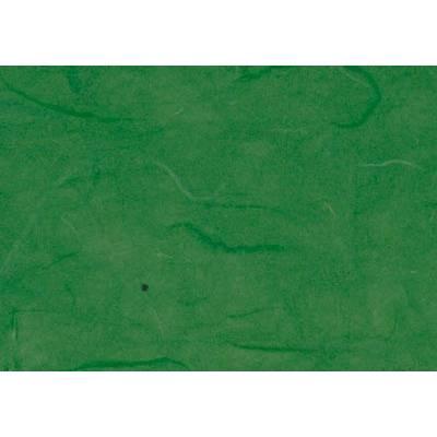 Strohseidenpapier 50x70 cm Tannengrün Bild 1