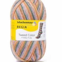 Schachenmayr Regia Tweed Color 4fach Sockenwolle 100 g Knäuel Bild 2