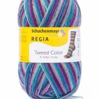 Schachenmayr Regia Tweed Color 4fach Sockenwolle 100 g Knäuel Bild 5