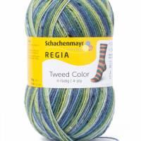 Schachenmayr Regia Tweed Color 4fach Sockenwolle 100 g Knäuel Bild 8