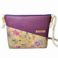 Korktasche Crossbody Tasche Crossbag Damen Umhängetasche Designwahl nachhaltig vegan und fair Bild 6