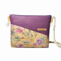 Korktasche Crossbody Tasche Crossbag Damen Umhängetasche Designwahl nachhaltig vegan und fair Bild 7