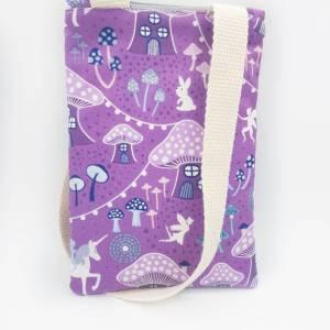 Personalisierte Kindertasche mit Namen Ostergeschenk Mädchen, Kinder Geldbeutel, Mädchen Geburtstagsgeschenk Bild 2