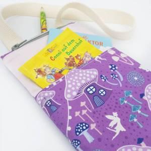 Personalisierte Kindertasche mit Namen Ostergeschenk Mädchen, Kinder Geldbeutel, Mädchen Geburtstagsgeschenk Bild 5