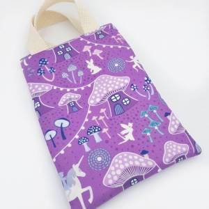 Personalisierte Kindertasche mit Namen Ostergeschenk Mädchen, Kinder Geldbeutel, Mädchen Geburtstagsgeschenk Bild 6