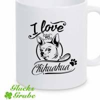 Tasse Chihuahua Bild 1