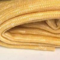 Stoffwindel-Leggings Wolle kbT (feinster Merinowolljersey gelb meliert - BeeCino von Danisch Pur) Bild 4