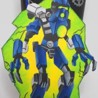 "Schultüte Roboter ""Cosmo"" Bild 2"