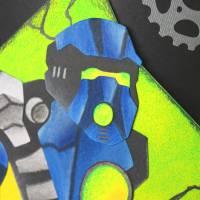 "Schultüte Roboter ""Cosmo"" Bild 3"