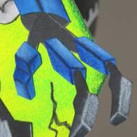 "Schultüte Roboter ""Cosmo"" Bild 5"