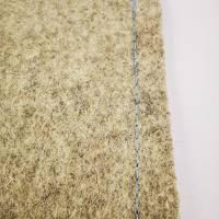 Hausschuhe, Puschen aus Wollfilz mit pflanzlich gegerbter Ledersohle für Erwachsene Bild 8