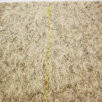 Hausschuhe, Puschen aus Wollfilz mit pflanzlich gegerbter Ledersohle für Erwachsene Bild 9