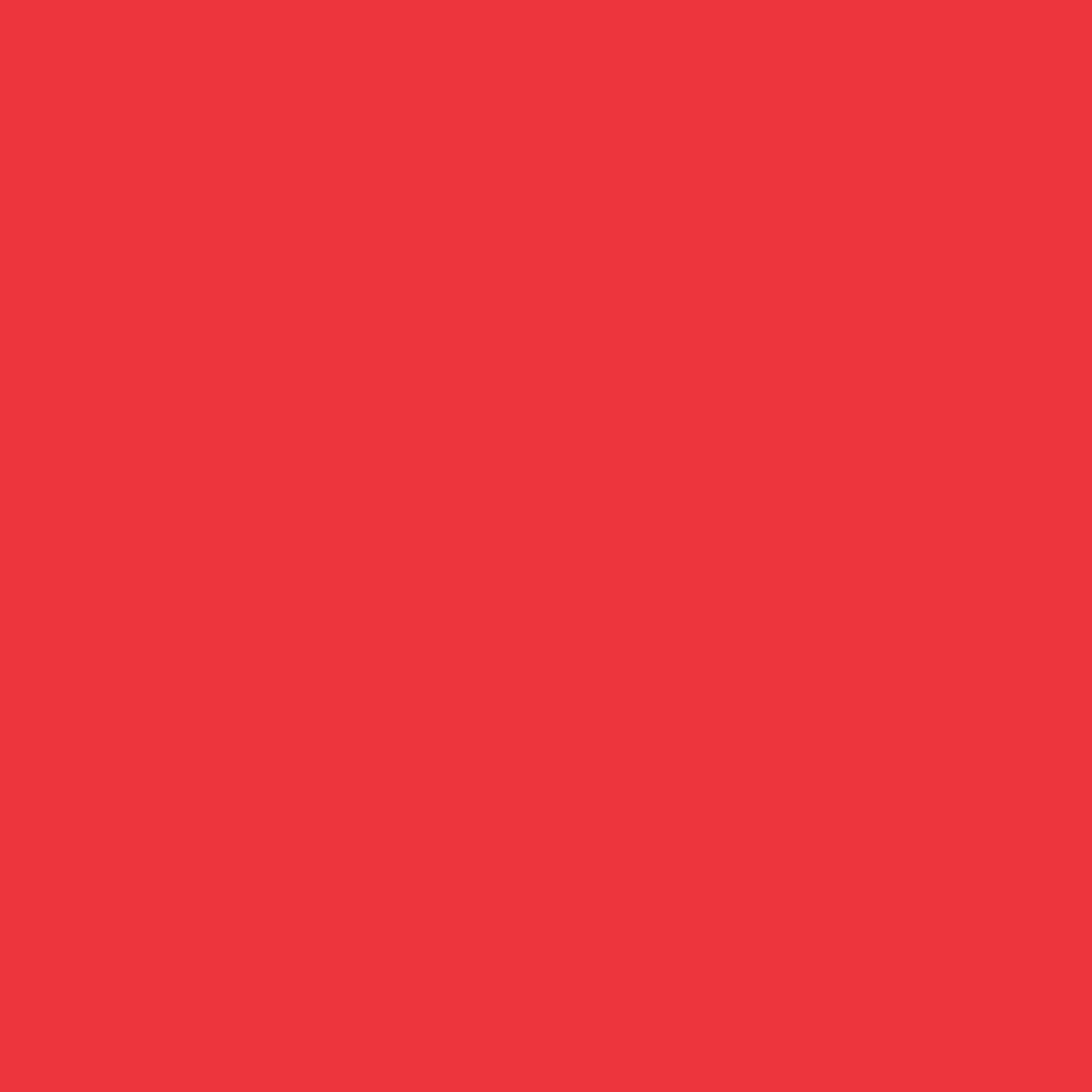 Moosgummi-Platte 2x300x450 mm Rot Bild 1