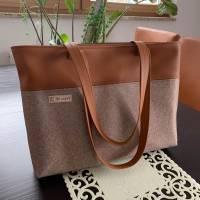 Schultertasche, Handtasche, Shopper Bild 10