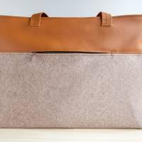 Schultertasche, Handtasche, Shopper Bild 2