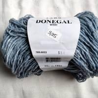 50g Lang Yarns Donegal, Fb. 33, hellblau, Tweed Bild 1