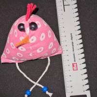 Happy Chicks Größe L, lustige Hühner, Osterdeko, Topfhocker Bild 7