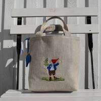 Tasche Ostern Kindergarten Geschenk Bild 2